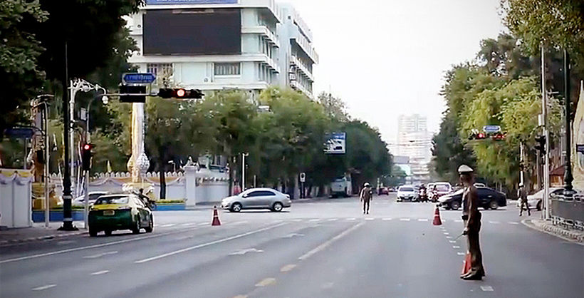 New rules for Royal road motorcades around Thailand   News by Thaiger