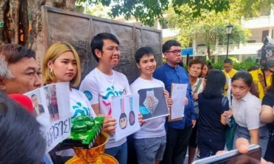 """""""Run Against Dictatorship"""" events blocked in two Thai provinces 