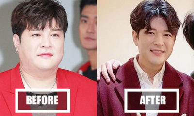Shindong (Super Junior) gây bão showbiz qua lần đầu xuất hiện sau màn giảm cân | The Thaiger