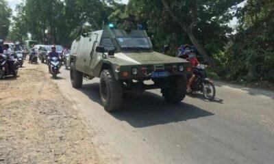TP. HCM: Dân vây kín xem hiện trường bắt Tuấn Khỉ | The Thaiger