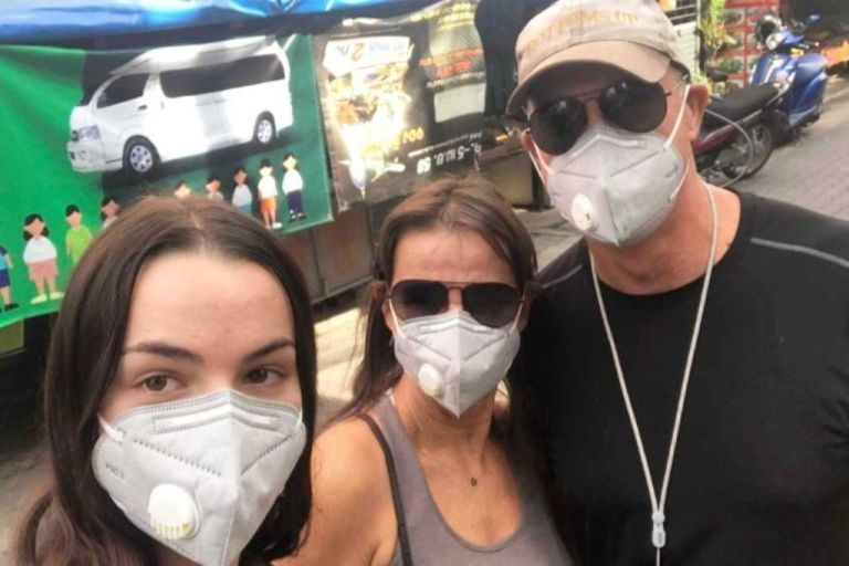 Haze and coronavirus killing tourism in northern Thailand | News by Thaiger