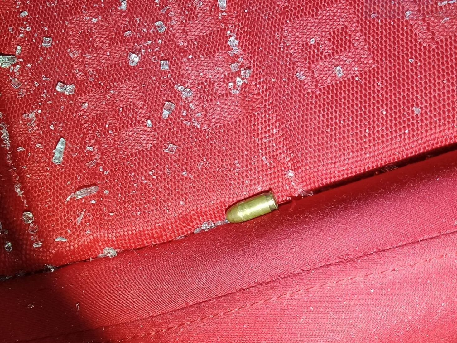 Man survives drive-by shooting and crash, credits his Buddhist amulet   News by Thaiger