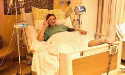 ทาทา ยัง เข้าผ่าตัดเท้า ฟาดเคราะห์ครั้งใหญ่รับปีใหม่   The Thaiger
