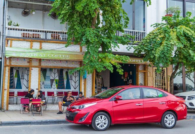 Toyota Vios 2020 có giá từ 470 triệu đồng | News by Thaiger