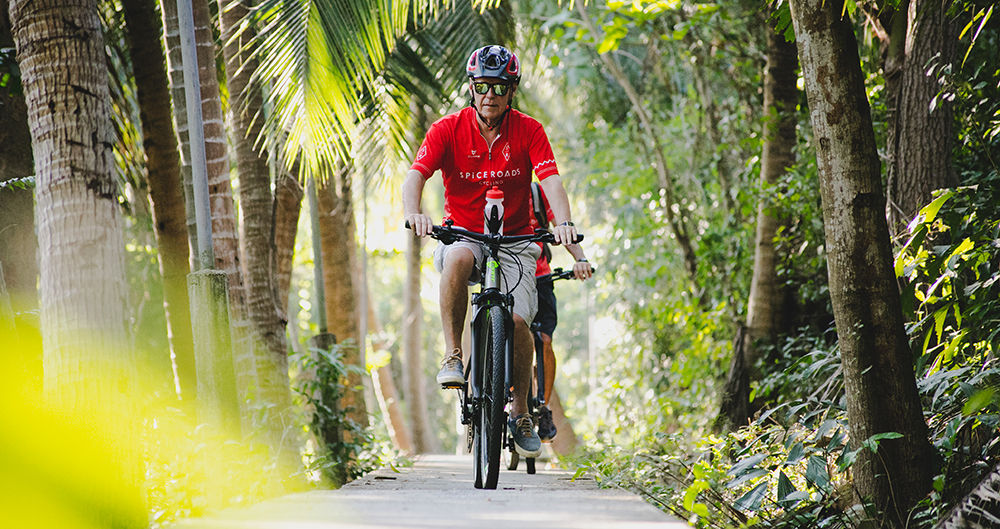 The rise of the e-bicycle in Thailand, a bit of motorised assistance   News by Thaiger
