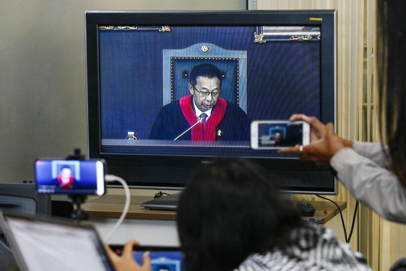 ด่วน! ศาลฯ ยกคำร้อง พรรคอนาคตใหม่ คดีอิลลูมินาติ   The Thaiger