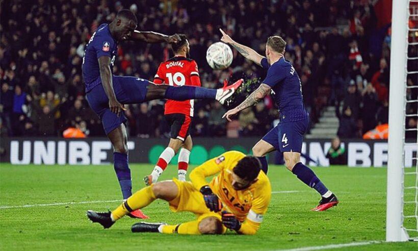 Highlight trận đấu Southampton vs Tottenham FA Cup: Gà trống phải đá lại vòng 4   News by Thaiger