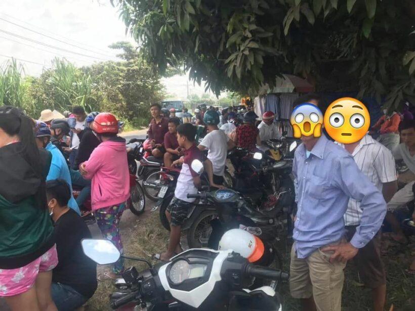 TP. HCM: Dân vây kín xem hiện trường bắt Tuấn Khỉ | News by Thaiger