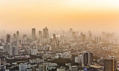 Bangkok's ranks world's third worst air quality. Forecast to be bad for the rest of the week. | The Thaiger
