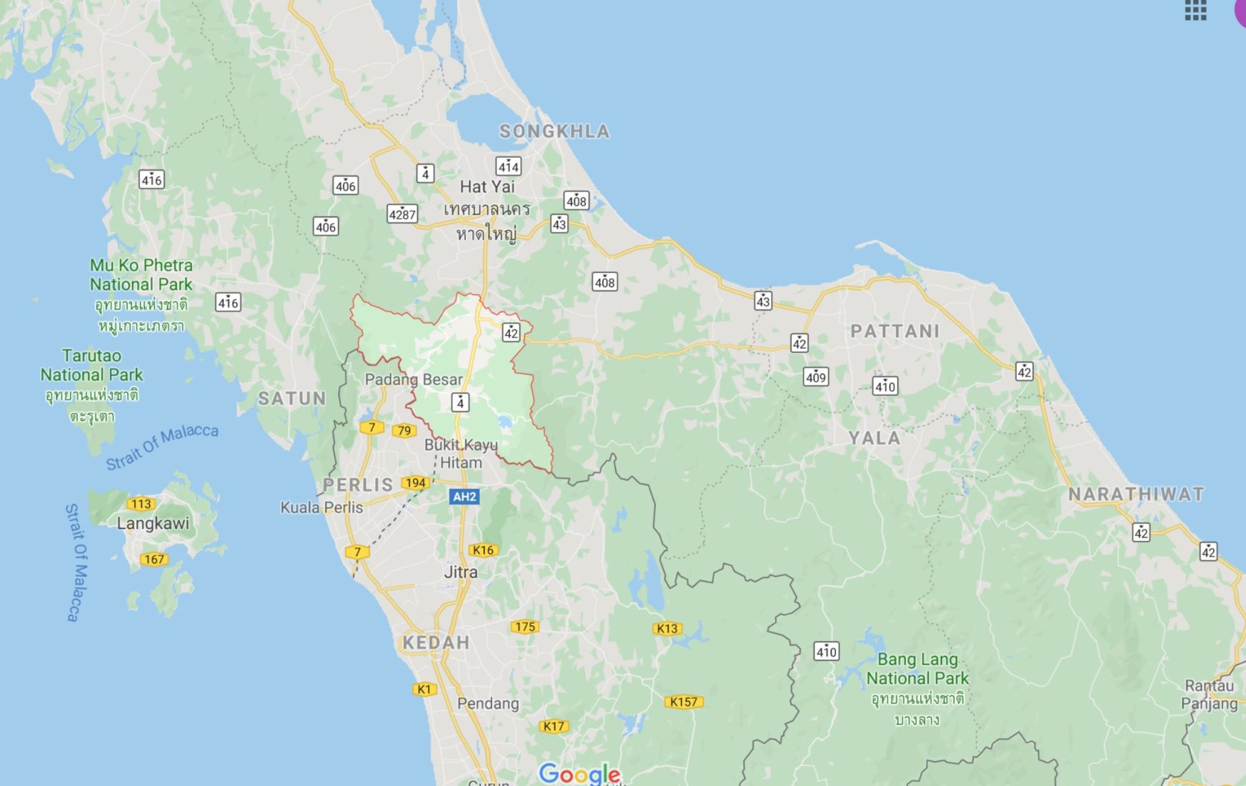 Police and sniffer dogs search for 18 Rohingya who escaped from southern detention centre   News by Thaiger