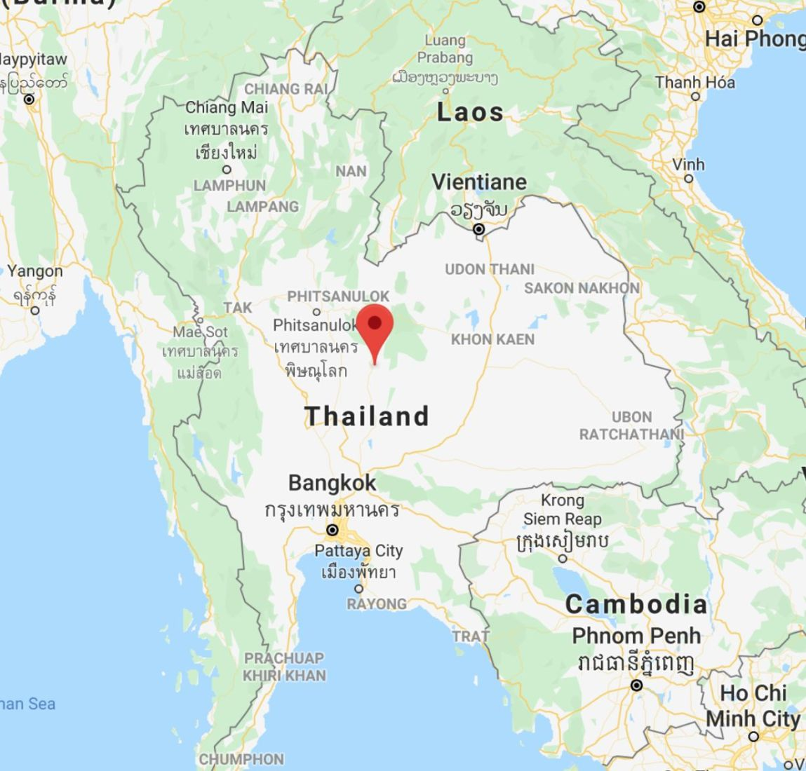 5 dead, 8 injured as tourist passenger van slams into rear of broken down truck in central Thailand   News by Thaiger
