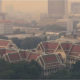 Air quality improves in Bangkok, North still battling some haze | The Thaiger