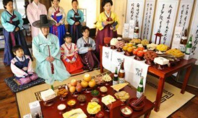 Phong tục đón Tết truyền thống Seollal của người Hàn Quốc | The Thaiger