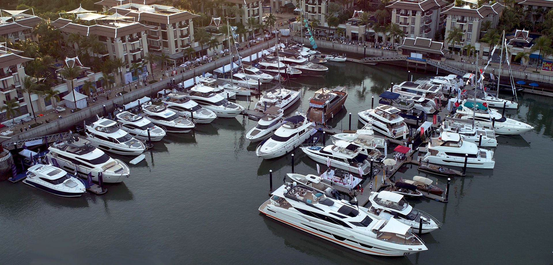 Thailand Yacht Show returns to Phuket January 9 - 12   News by Thaiger