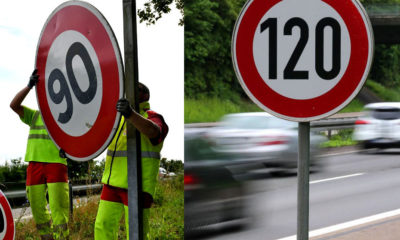 New upper and lower highway speed limits to be introduced | Thaiger
