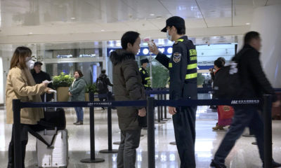 Additional thermal screening for Chinese arrivals at Thai airports | The Thaiger