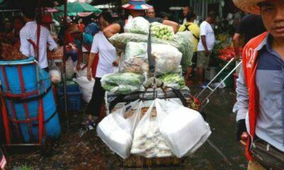 Thái Lan phát động phong trào không sử dụng túi nilon | The Thaiger