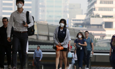 Celebrities take to social media and point out Government incompetence over air pollution problem | The Thaiger