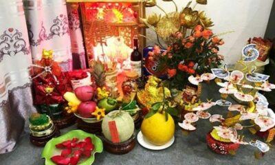 Cách đặt bàn thờ Thần tài đúng cách để thu lộc vào nhà | The Thaiger