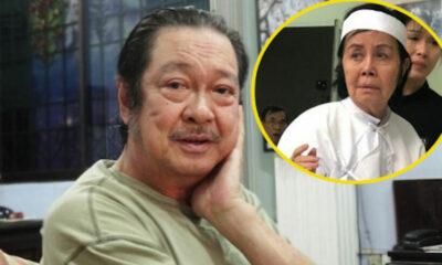 Vợ nghệ sĩ Chánh Tín suy sụp khi chồng qua đời | Thaiger