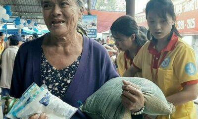 TP HCM: Ấm lòng phiên chợ 0 đồng | The Thaiger