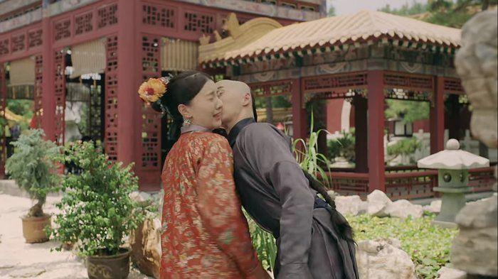 Tập 1 Kim chi ngọc diệp (ngoại truyện Diên hi công lược) lên sóng đầy drama   News by Thaiger