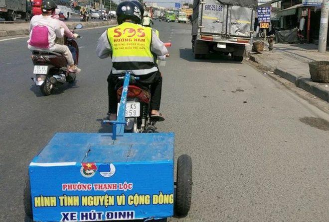 TP. HCM: Đinh tặc hoành hành quốc lộ 1 dịp Tết   News by Thaiger