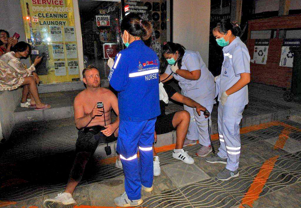 Over 100 evacuated from Pattaya condo fire   News by Thaiger