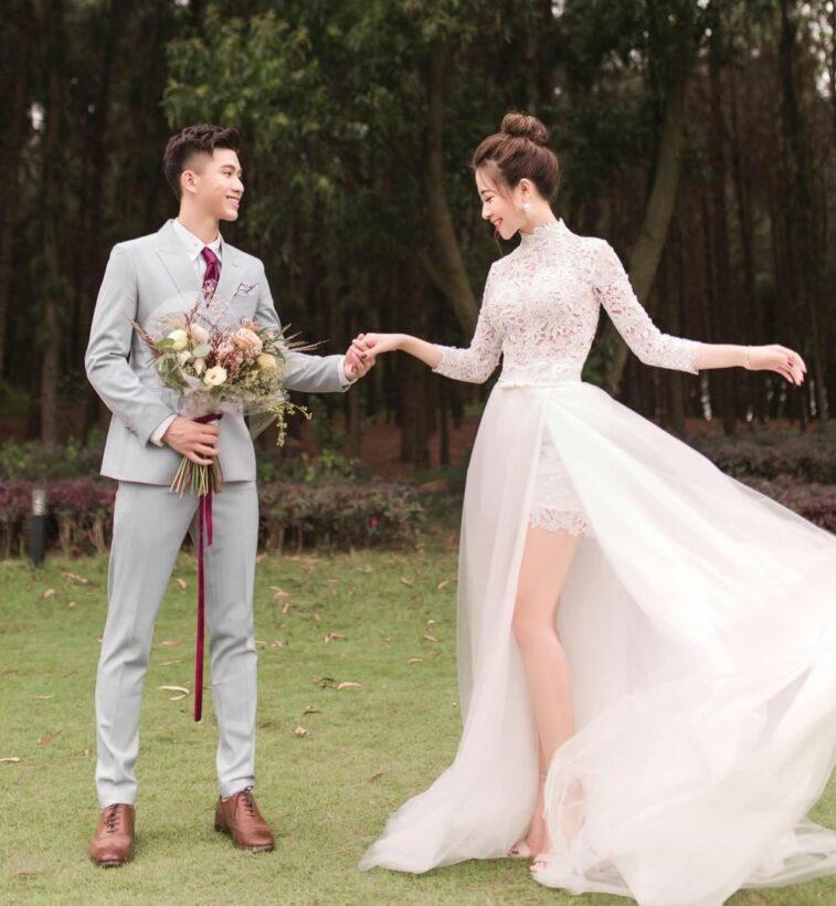 Phan Văn Đức khoe ảnh cưới đẹp như mơ | News by Thaiger