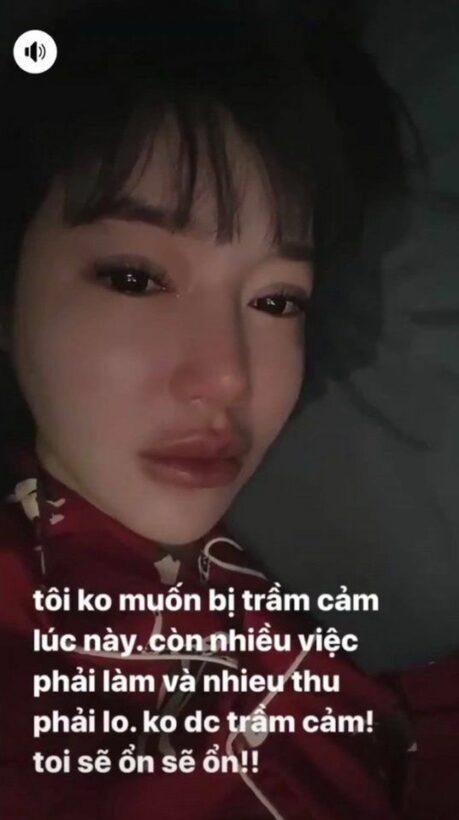 Elly Trần đăng trạng thái ẩn ý chồng Tây ngoại tình   News by Thaiger