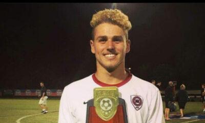 Cầu thủ vô địch bóng đá học sinh Mỹ bị cá mập ăn thịt khi ngã xuống biển | The Thaiger