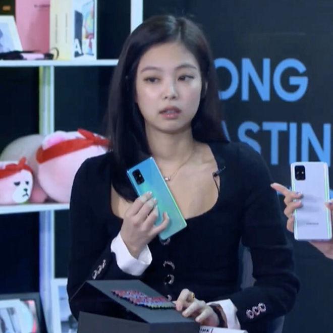 Jennie (BLACKPINK) diện bộ cánh già nua, mờ nhạt | News by Thaiger