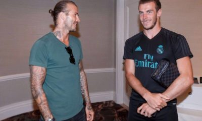 MU săn đón Cavani, Beckham giải cứu Bale | Thaiger