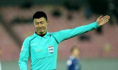 Trọng tài người Trung Quốc ra quyết định chính trong phòng VAR trận Việt Nam – UAE | The Thaiger