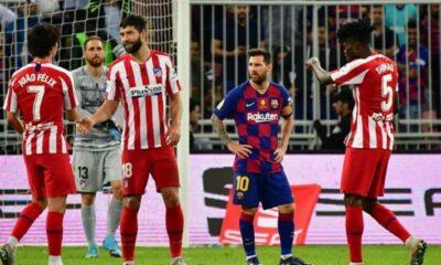 Barcelona thất bại ê chề trước Atletico | The Thaiger