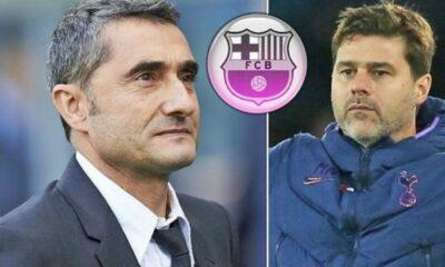 Barca xem xét sa thải HLV Valverde và nhắm Pochettino thay thế | Thaiger