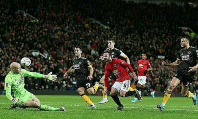 Man Utd giành chiến thắng trước Wolvehampton tại Cup FA | Thaiger