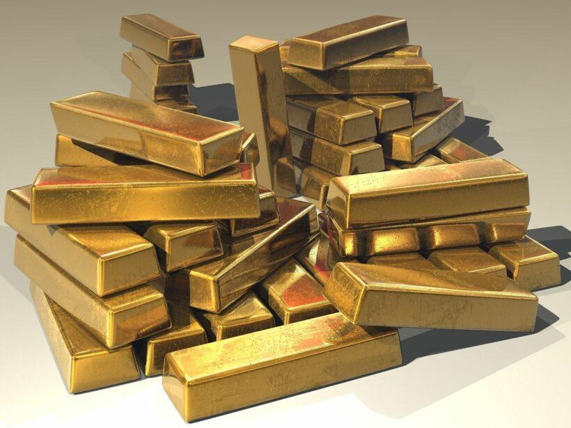 ราคาทอง 27 ก.พ. บ่ายยังไม่กระเตื้อง ทองรูปพรรณขายออกบาทละ   The Thaiger