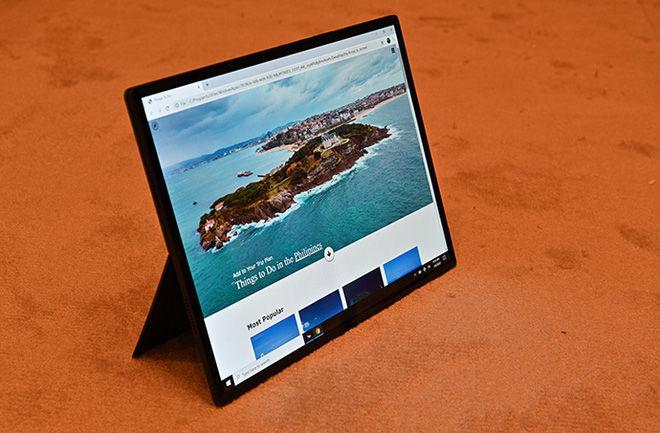 CES 2020: Intel ra mắt laptop màn hình gập | News by Thaiger