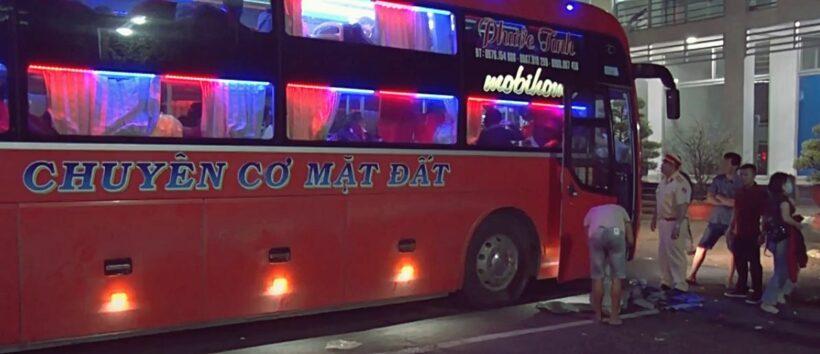 Đồng Nai: 99 người bị nhồi nhét trên xe khách giường nằm | News by Thaiger