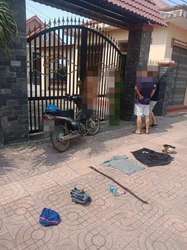 Nam Định: Khỏa thân 'ăn vạ' khi người yêu đi lấy chồng   News by Thaiger