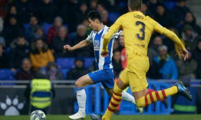 Cầu thủ Trung Quốc đầu tiên sút tung lưới Barca | Thaiger