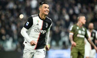 Ronaldo lập hattrick, bắt kịp Messi về số bàn thắng trong mùa này | The Thaiger
