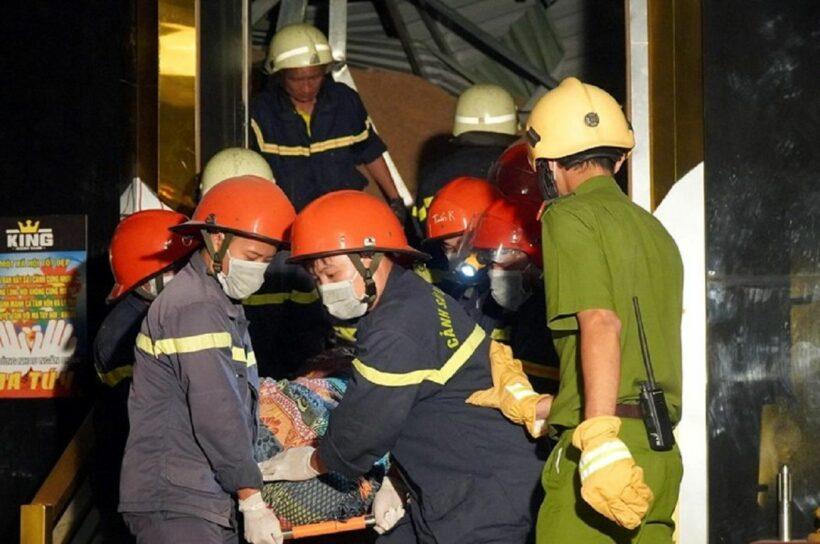 Bà Rịa – Vũng Tàu: Quán Bar sập trần một người tử vong, sáu người bị thương   News by Thaiger