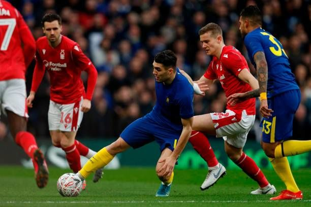 Chelsea thắng lớn 2-0 trước Nottingham Forest   News by Thaiger