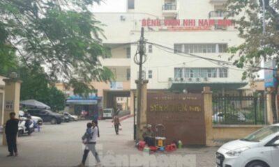 Khởi tố thêm 6 bị can vụ ăn bớt thuốc tại Bệnh viện Nhi Nam Định | The Thaiger