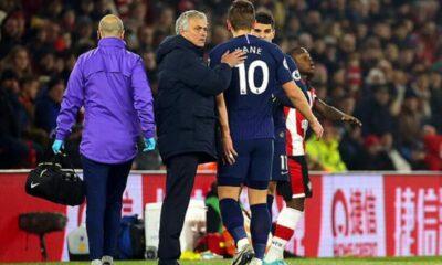 Mourinho sẽ không có được sự phục vụ của Harry Kane trong thời gian tới | The Thaiger