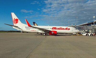 Máy bay Malindo Air nổ lốp ở sân bay Nội Bài | The Thaiger