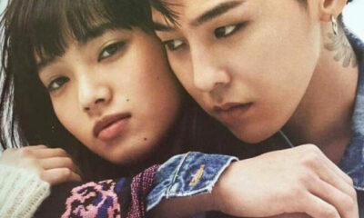 Ông hoàng Kpop G-Dragon hẹn hò mỹ nhân Nana Komatsu gây sốt trên Weibo | The Thaiger