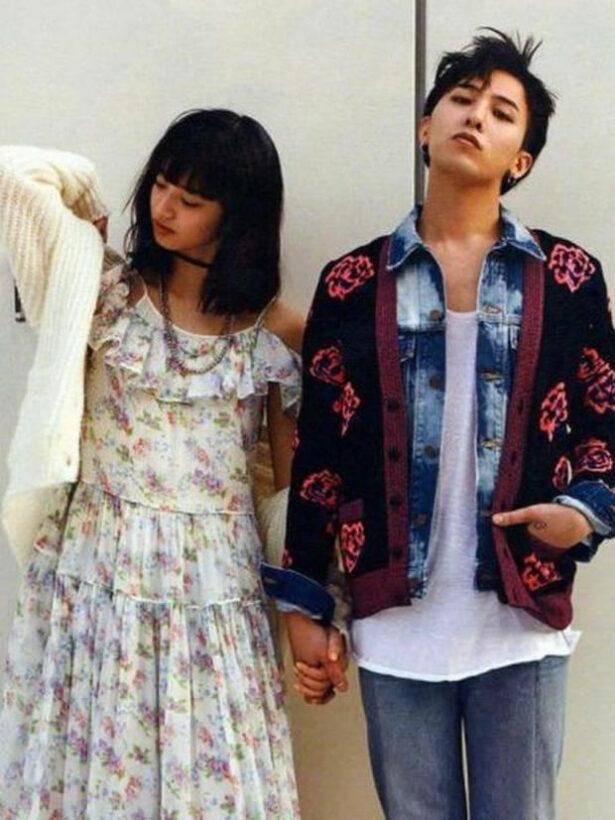 Ông hoàng Kpop G-Dragon hẹn hò mỹ nhân Nana Komatsu gây sốt trên Weibo   News by Thaiger